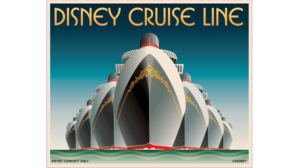 Disney Cruise Line Planning Not Two, But Three New Ships