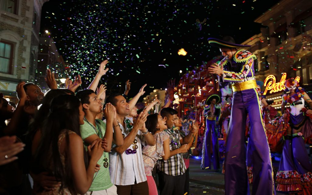 Universal's Mardi Gras 2018 Celebration Dates Announced