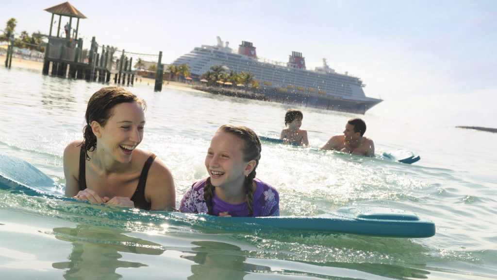 Castaway Cay Named Top Cruise Line Private Island