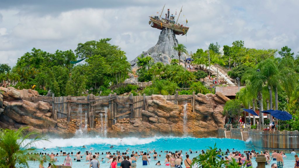 Keeping Your Cool at Walt Disney World Resort