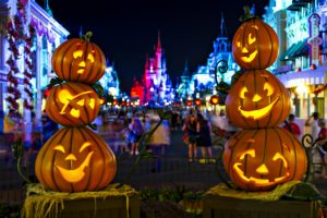Frights and Sounds of the Season! Mickey's Not-So-Scary Halloween Party Brings Spooktacular Fun for the Entire Family to Magic Kingdom