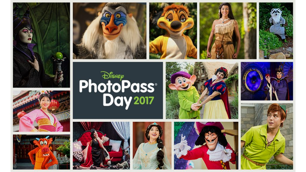 Enjoy Special Character Experiences and Photo Opportunities During Disney PhotoPass Day