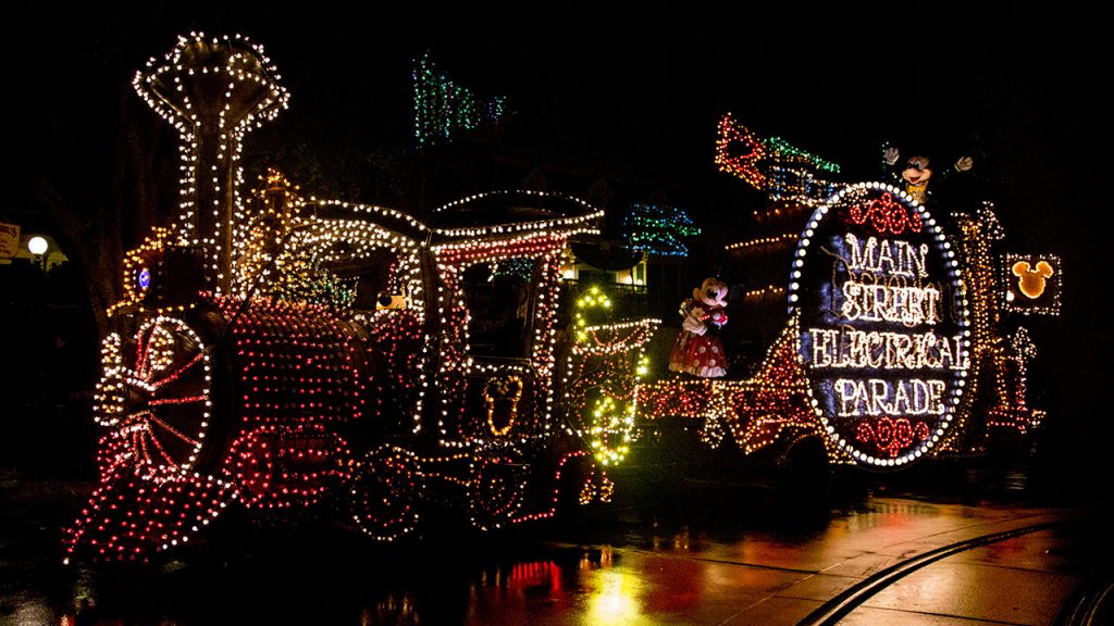 See the Main Street Electrical Parade Before it Ends Limited-Time Disneyland Park Run August 20