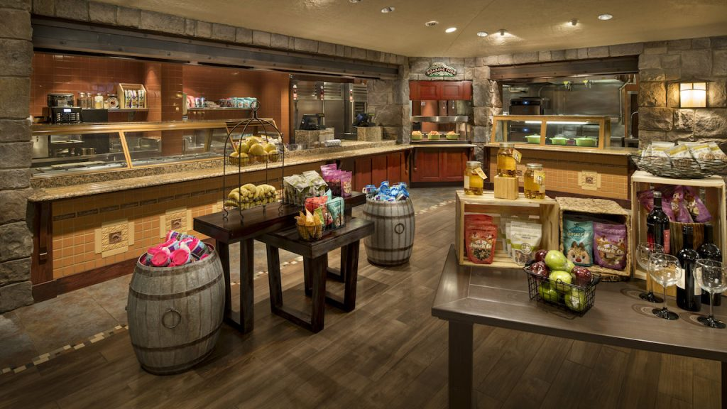 Popular Roaring Fork at Disney's Wilderness Lodge Gets a Makeover, but Favorites Remain on Menu