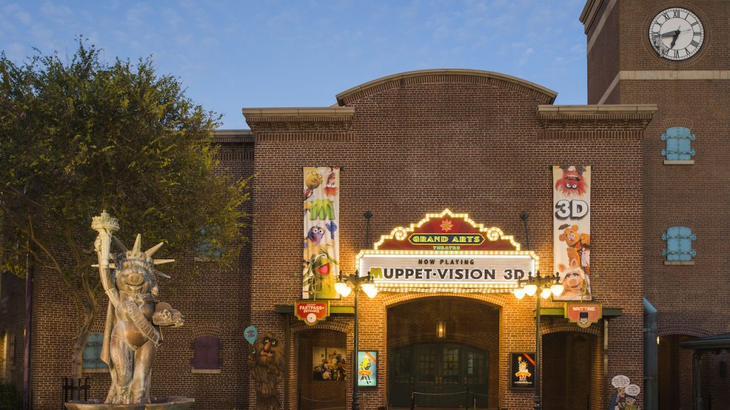 More Details on Grand Avenue, Coming Soon to Disney's Hollywood Studios