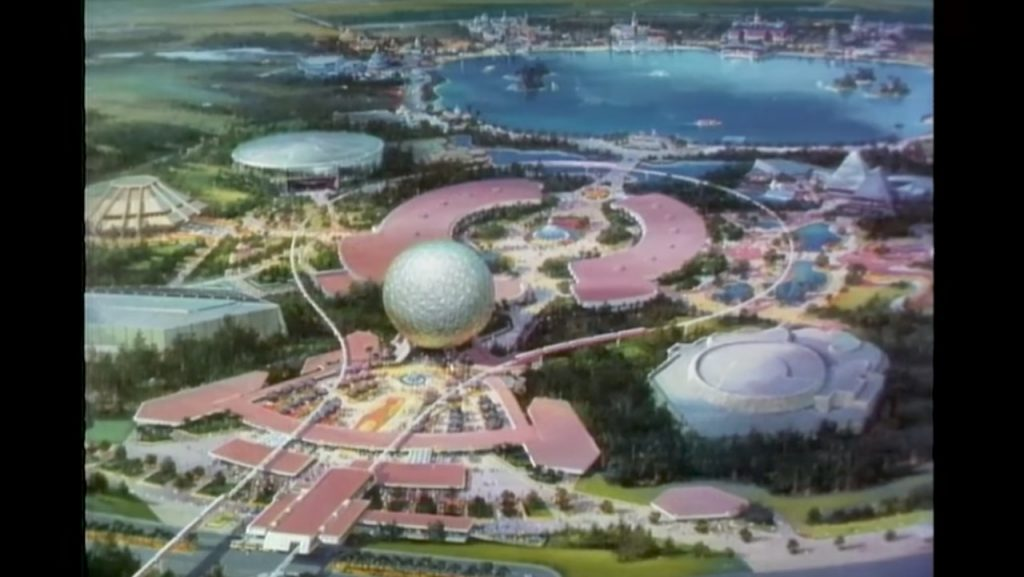 View 'The Dream Called EPCOT' Rare 1980 Promo Video
