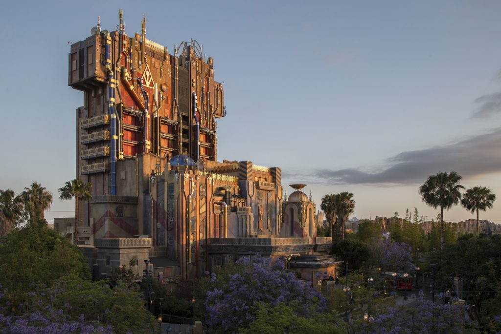 The 'Guardians of the Galaxy' Ride Is Getting a Spoo-o-oky Makeover for Halloween