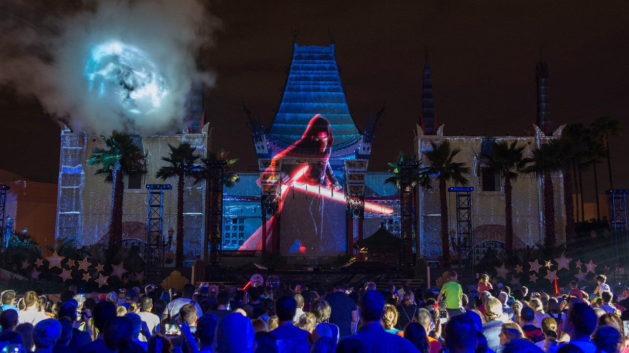 Star Wars: Galactic Nights Returns to Disney's Hollywood Studios December 16