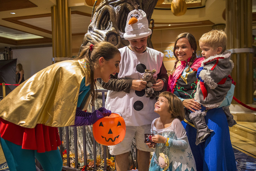 Top Five Reasons to Cruise from New York City Aboard the Disney Magic This Fall