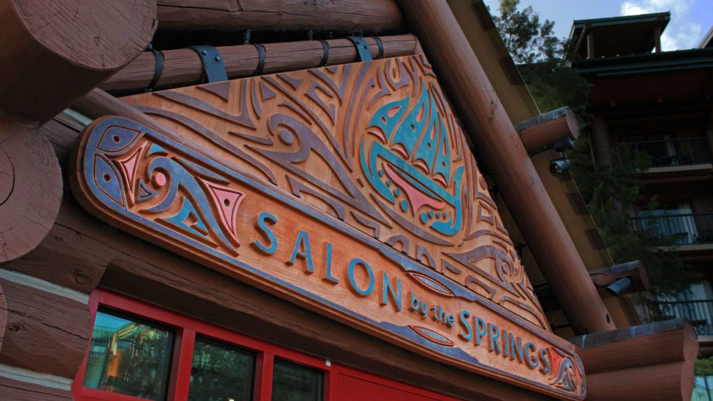 Salon by the Springs Joins New Enhancements at Disney's Wilderness Lodge