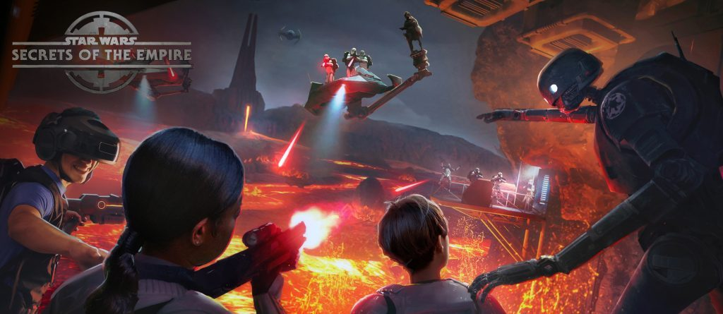 Tickets Are Now On Sale for Star Wars: Secrets of the Empire Immersive Hyper-Reality Experience