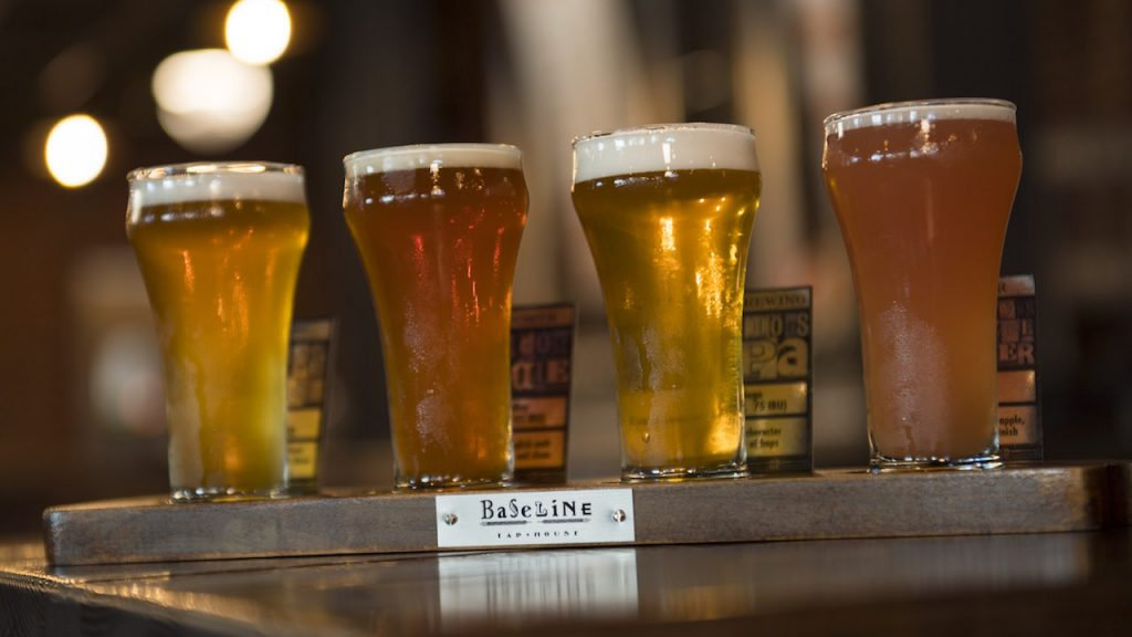 An Inside Look at BaseLine Tap House at Disney's Hollywood Studios