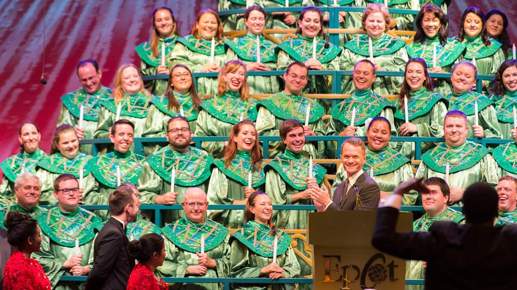 Full List of Celebrity Narrators Announced for 2017 Candlelight Processional