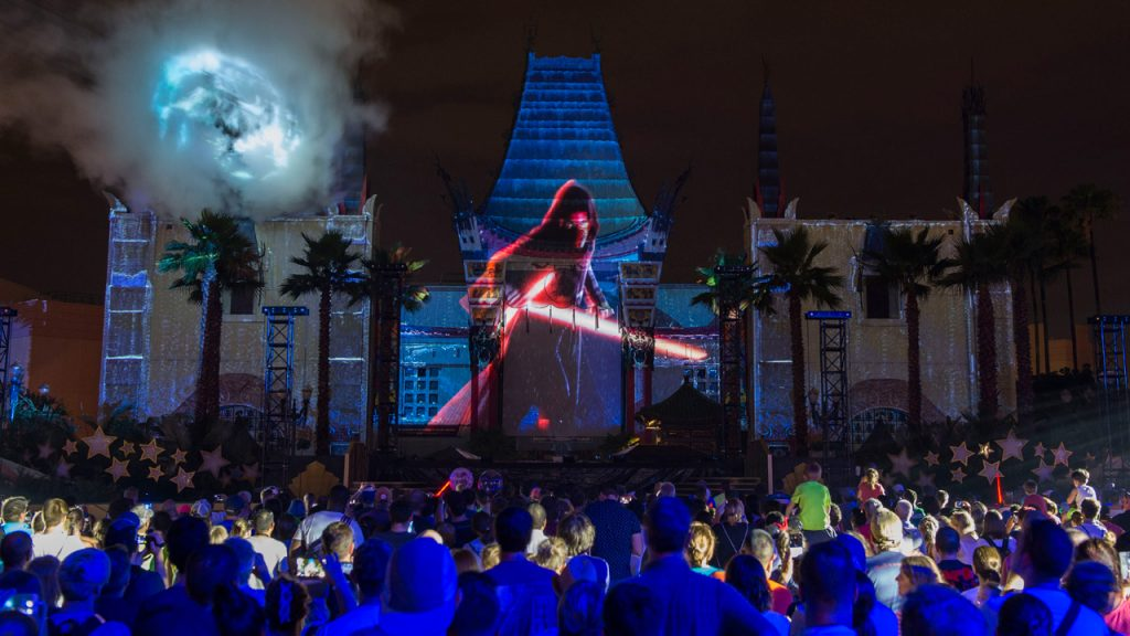 Celebrate 'Star Wars: The Last Jedi' at Star Wars: Galactic Nights on December 16