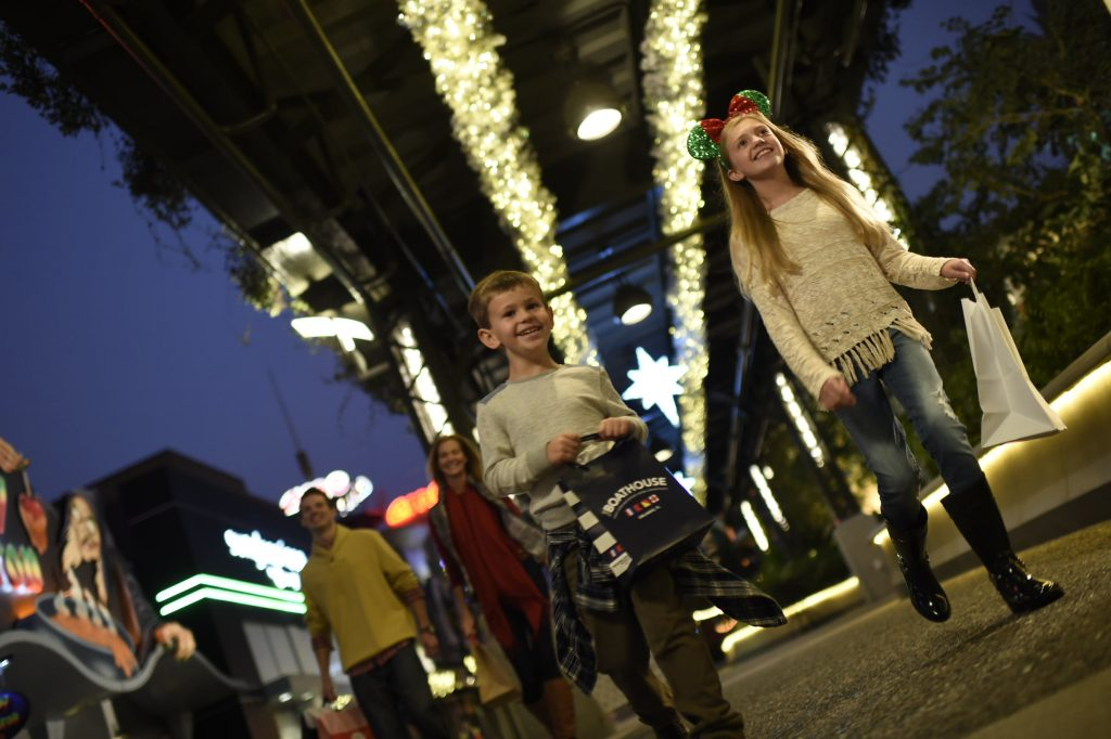 Festive Holiday Shopping and New Family Traditions Begin Nov. 10 at Disney Springs