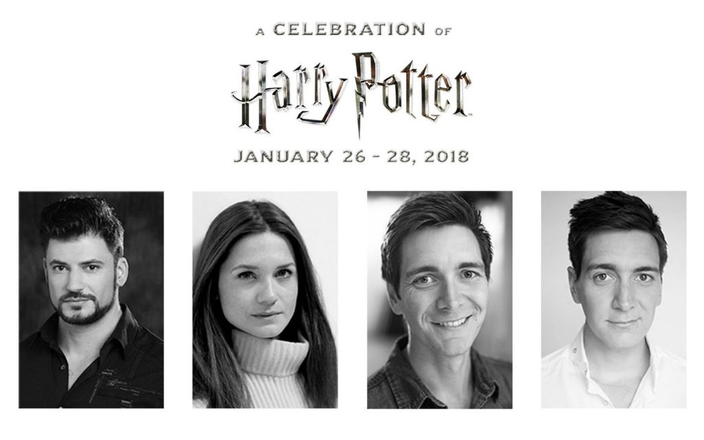 New Harry Potter Film Star, Panels And Experiences Revealed For A Celebration Of Harry Potter
