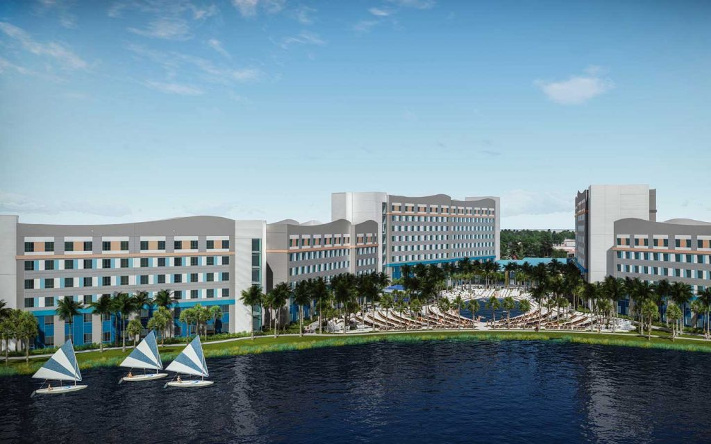 Two New Hotels Offer More Options To Play At Universal Orlando Resort