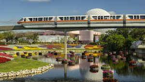 90 Days of Spring Beauty Will Bloom at The 25th Epcot International Flower & Garden Festival
