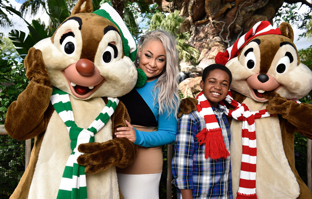 Disney Parks Unwrap Holiday Magic with Star-Studded Specials Across ABC, Disney Channel and Freeform