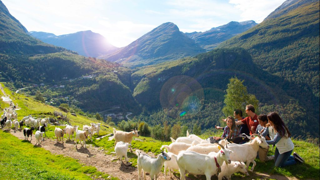 Exploring Norway with Adventures by Disney